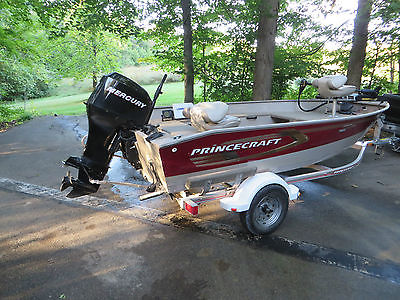 2006 princecraft boats for sale for Used fishing boats for sale in wisconsin