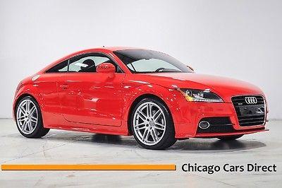 Audi : TT 2.0T Prestige 13 tt coupe s tronic quattro 2.0 t prestige gps navigation bose automatic rare il
