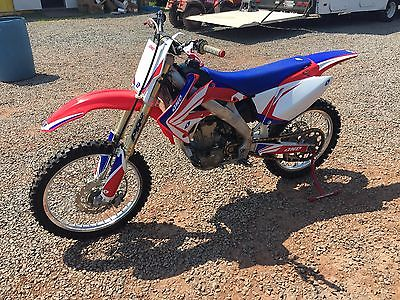 Honda : CRF 2008 honda crf 250 r