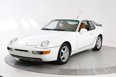 Porsche : 968 Base Coupe 2-Door 1993 porsche 968 base coupe 2 door 3.0 l