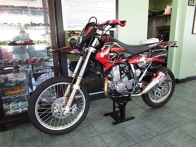 Suzuki : DR-Z 2013 suzuki dr z 400 big money upgrades show condition only 355 miles