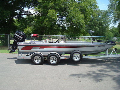 1986 Ranger 390V with 1996 Mercury XR6 150 Outboard