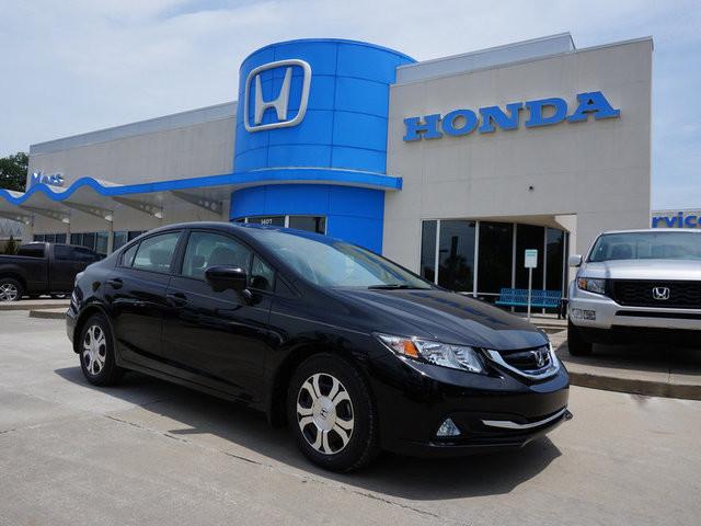 2014 HONDA Civic Hybrid Hybrid 4dr Sedan w/Leather
