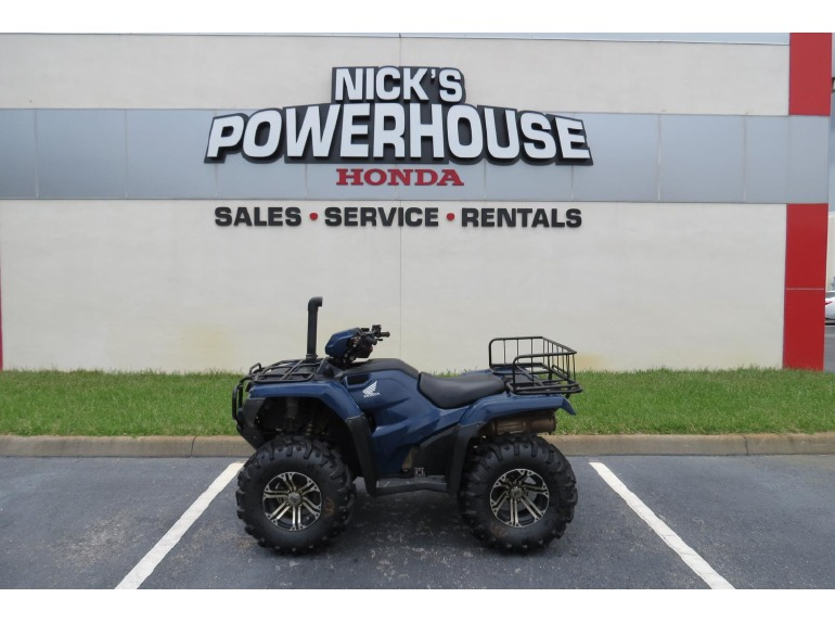 Honda Trx500fe2 Motorcycles For Sale In Florida
