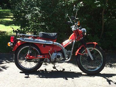Honda : CT 1979 honda ct 90 trail 90 very good condition non running