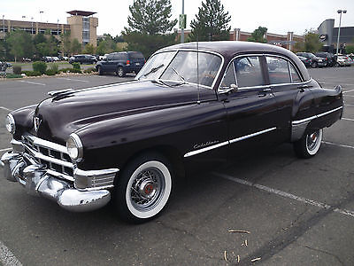 Cadillac 61 cars for sale for 1949 cadillac 4 door sedan