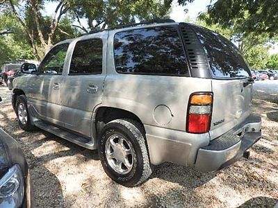 GMC : Yukon 4dr AWD 4 dr awd suv automatic gasoline 6.0 l 8 cyl doeskin tan