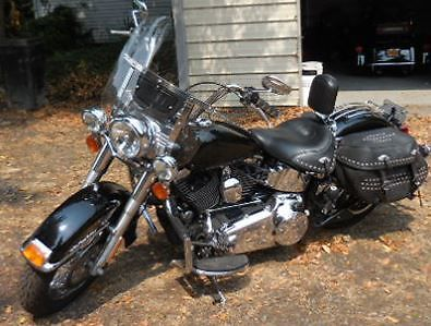 Harley-Davidson : Softail 2011 harley heritage low miles perfect shape, 2