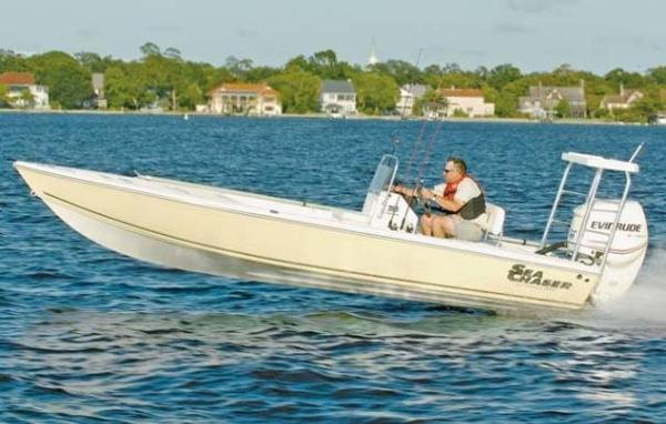 Sea Chaser 200 Flats Boats For Sale