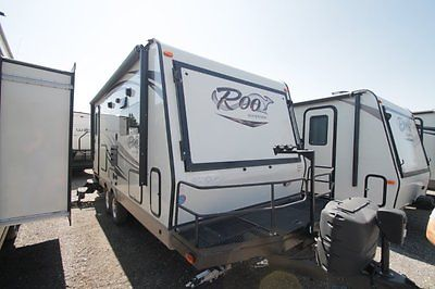 Forest River Rockwood Roo 21rs Rvs For Sale