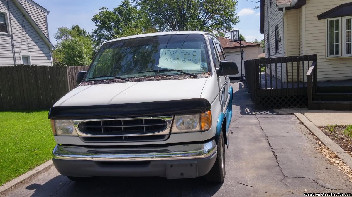 1997 ford conversion van cars for sale. Black Bedroom Furniture Sets. Home Design Ideas