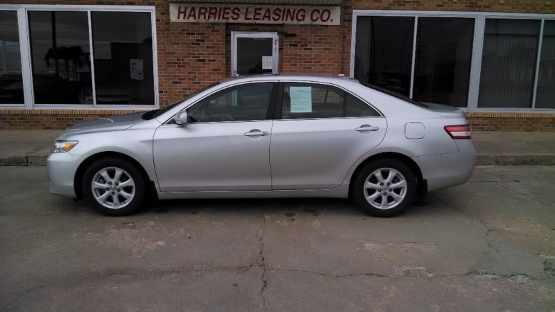 2010 Toyota Camry 4dr Sdn I4 Auto