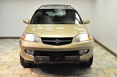 Acura : MDX Touring Pkg 2001 acura mdx low miles 3 rd row
