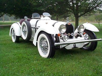 Replica/Kit Makes ORGINAL 1934 bugatti