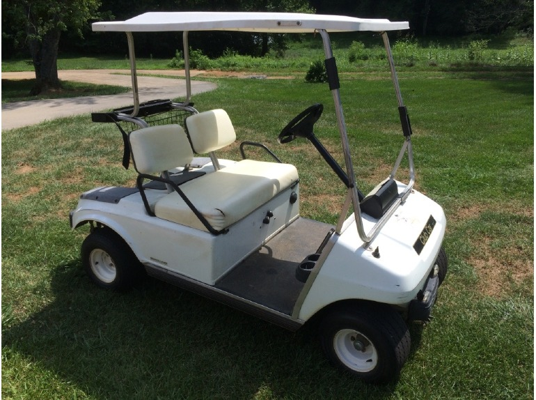 1999 Club Car Gas