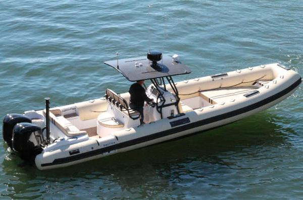 2011 NAUTICA INTERNATIONAL RIGID Center Console Tender