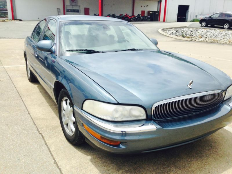 2001 buick park avenue cars for sale in chattanooga tennessee. Black Bedroom Furniture Sets. Home Design Ideas