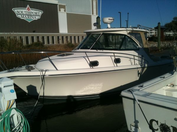 2008 PURSUIT 315 OS