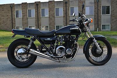 Kawasaki : Other 74 kawasaki z 1 900 restored custom