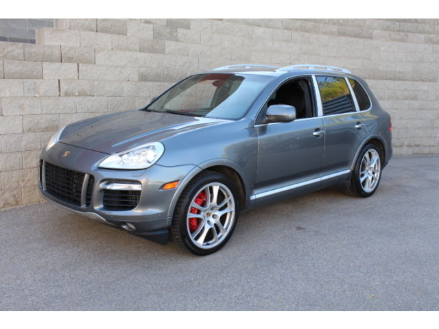 Porsche : Cayenne TURBO AWD 2008 porsche cayenne turbo very clean lots of factory ordered options