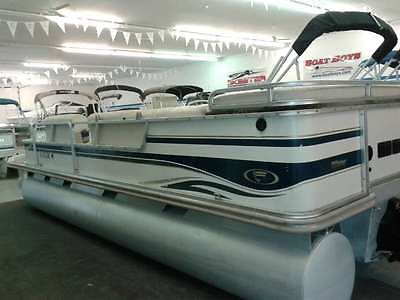 2001 Fisher Freedom 221 DLX