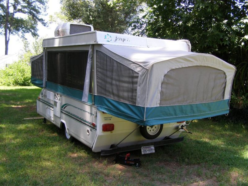 1996 Jayco 1006 Popup Camping Trailer