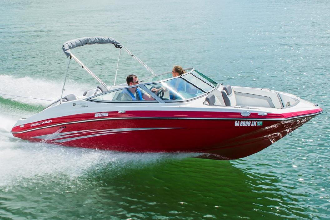Bowrider boats for sale in bridgeport new york for Yamaha jet boat reliability