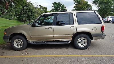 Ford : Explorer XLT 1999 ford explorer