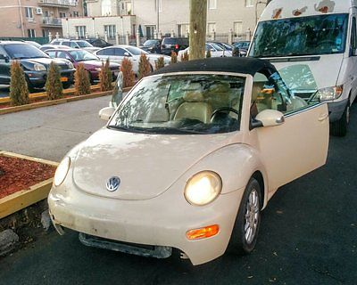 Volkswagen : Beetle-New Convertible VW BEETLE  engine + a lot of other parts