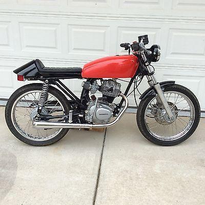 Honda : CB 1982 honda cb 125 s