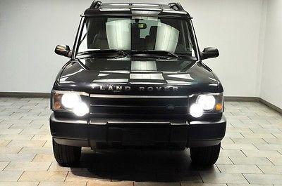 Land Rover : Discovery S 2004 land rover discovery se low miles