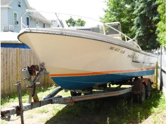 1987 SEA OX 230-C
