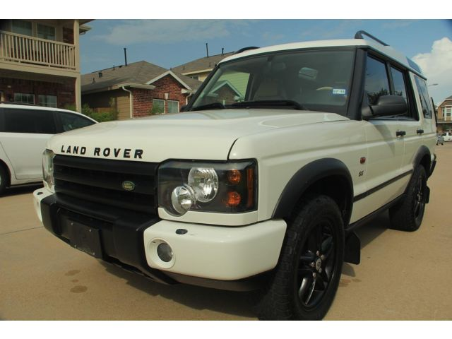 Land Rover : Discovery 4dr Wgn SE 2003 land rover discovery low miles 4 x 4 clean title