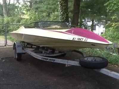 1978 18ft Hydrostream Vking