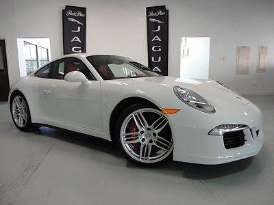 Porsche : 911 4S 911 4 s pdk sport design white