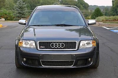 Audi : RS6 RS6 2003 audi rs 6 4 door quattro sedan 4.2 l
