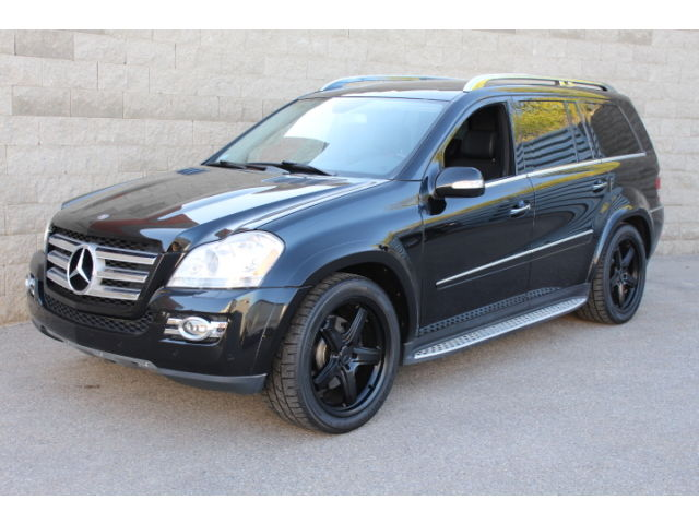 Mercedes-Benz : GL-Class GL550 4MATIC 2008 mercedes benz gl 550 4 matic full load amg pkg