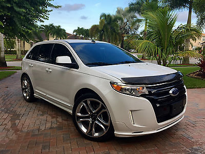 Ford : Edge Sport Sport Utility 4-Door Fully Loaded 2011 Ford Edge Sport