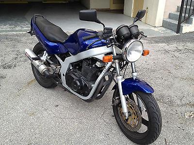 1989 Suzuki Gs500 Motorcycles for sale