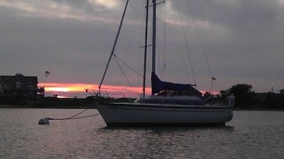 1978 Dufour 29' Sloop with Coastal Inflatable/Tohatsu Outboard