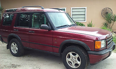 Land Rover : Discovery Series II SE Sport Utility 4-Door AWESOME 02 LANDROVER DISCOVERY MUST SELL