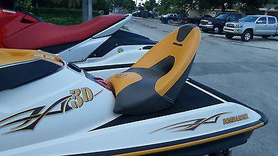Jet Ski Sea Doo and Honda