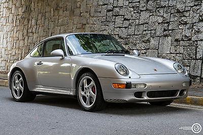 Porsche : 911 Carrera 4S Coupe 2-Door 1998 porsche 911 carrera 4 s porsche exclusive options