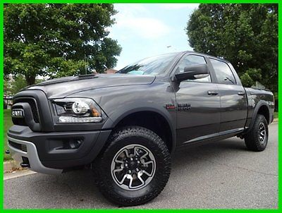Ram : 1500 Rebel CREW CAB 4X2 $8000 OFF MSRP WE FINANCE! 5.7 l 8 speed protection group navigation air suspension ram box luxury group