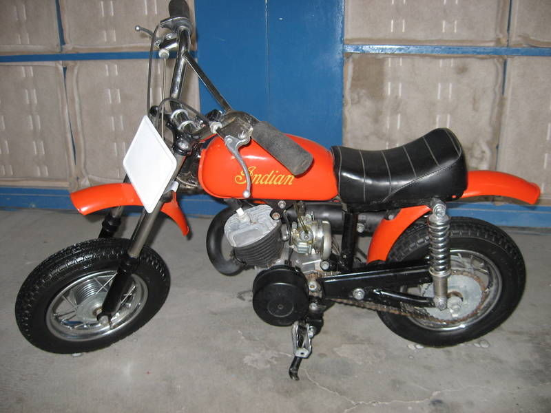 1969 indian 47cc dirt bike showroom condition super rare