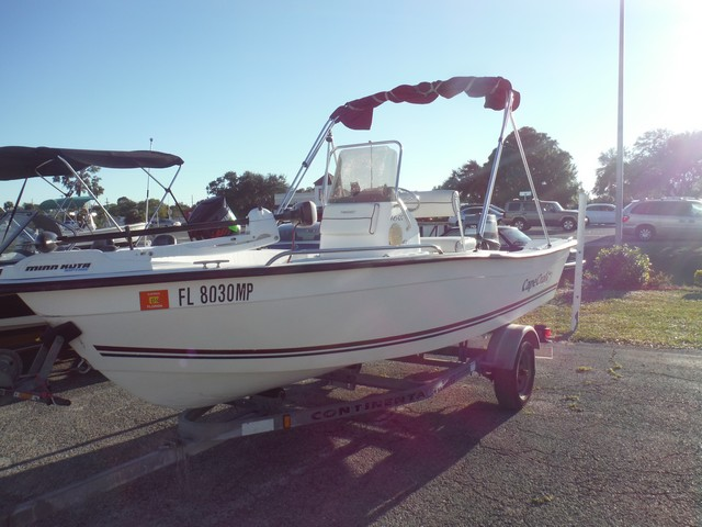 Cape Craft 16 Boats For Sale