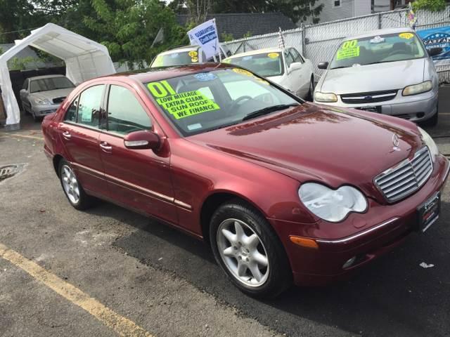 2001 Mercedes-Benz C-Class Base Inwood, NY