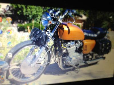 Honda : Other 1970 cb 750 honda