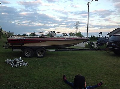 Yacht Club tandem boat trailer (Baja open bow project or parts)