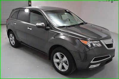 Acura : MDX Technology AWD SUV Sunroof NAV 3rd Row Backup Cam FINANCING AVAILABLE!! 82k Miles Used 2012 Acura MDX Technology 3.7L V6 AWD SUV